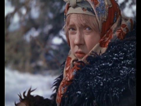Фрагмент из сказки «Морозко»
