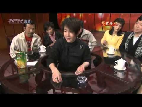 Китайский фокусник. Невероятно!