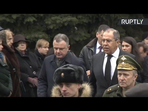 В Москве простились с Витали…
