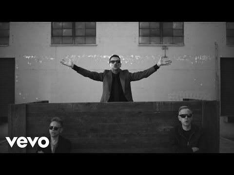 "Новый клип ""Depeche Mode"" - Where's the Revolution"