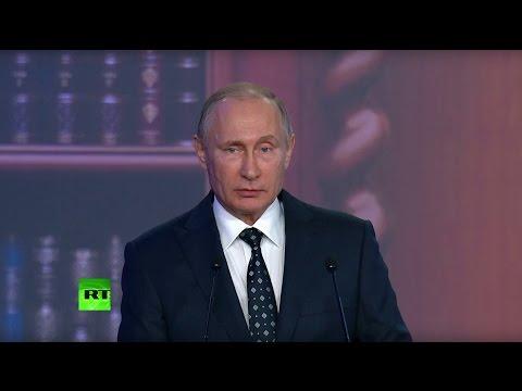 Путин: граница России нигде не заканчивается