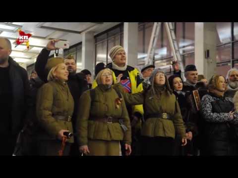 Белорусский вокзал Москвы «Д…