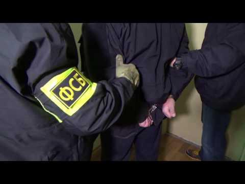 Опубликовано видео задержания экс-сотрудника ЧФ РФ, шпионившего в пользу Украины