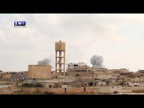 ВКС России сожгли террористов в Идлибе термобарическими бомбами
