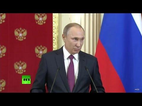 Путин шедеврально опустил Обаму: Те, кто клевещет на Россию и Трампа - хуже проституток…