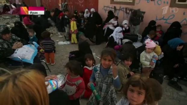 Операция США по освобождению иракского Мосула затягивается. Город уже за гранью гуманитарной катастрофы