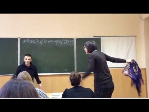 Малолетний нахал постебался над учительницей. Он и не подозревал, что их снимают…
