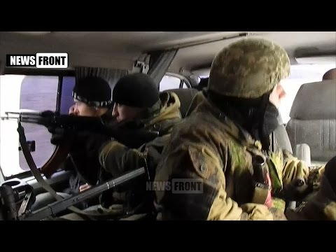 Видео: Ошеломительная спецоперация разведроты в тыл ВСУ
