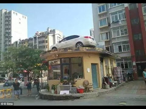 Неправильно припаркованный а…