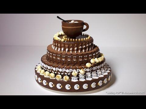 Торт, который оживает у вас …