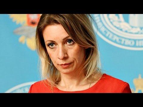 """Мария Захарова """"закрыла рот""""…"""