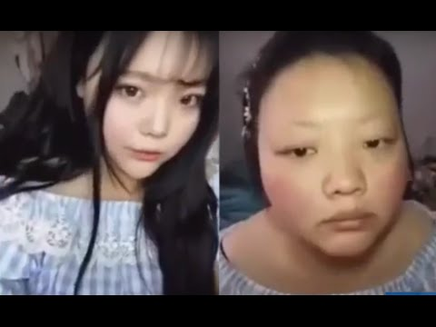 Чудеса макияжа. Надо видеть!:))