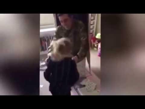 Малышке вручили трогательный…