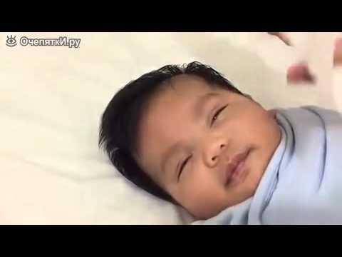 Уложить малыша спать всего з…