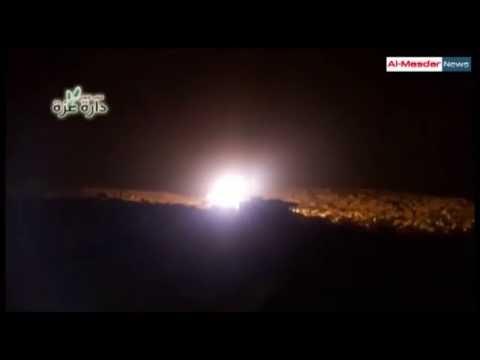 Российская авиация уничтожает джихадистов в Алеппо