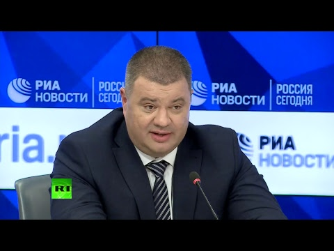 Пресс-конференция по событиям на постмайданной Украине