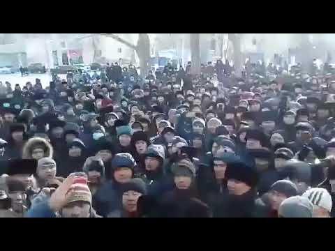 Кто разжигает массовые антиармянские протесты в Казахстане, где без разрешения властей и воробей не чирикнет