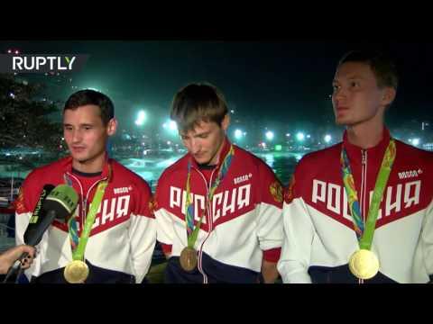 «Это как обыграть англичан в футбол»: российские рапиристы рассказали RT о победном финале