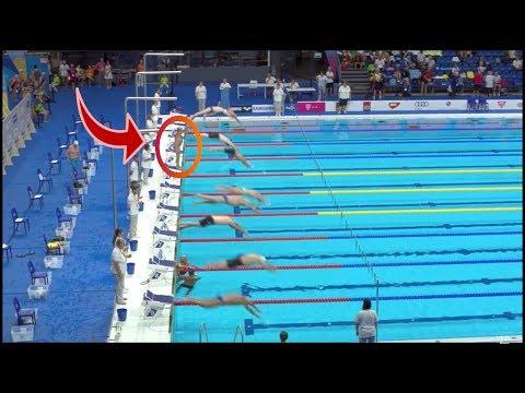 Испанский пловец в одиночку …