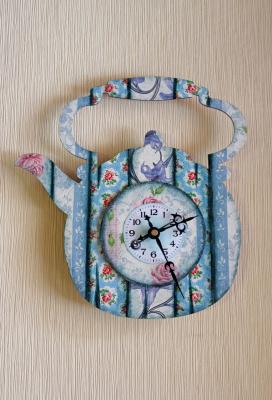 Часы-чайник