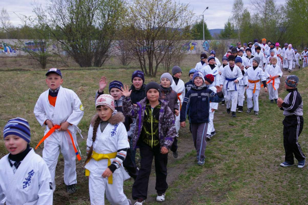 Весенний кросс 17-20.05.2012 г.