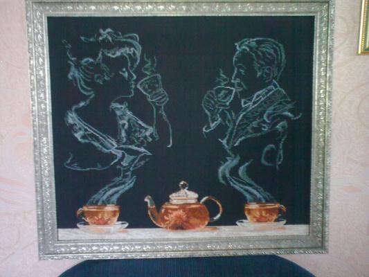 чайные фантазии-чай вдвоем