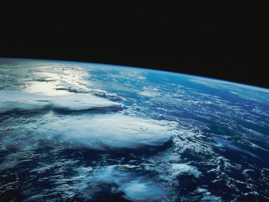 Акватория Земли.