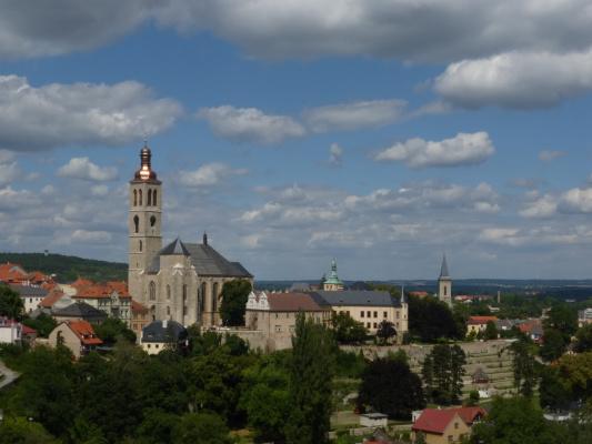 Кутна - Гора, Чехия
