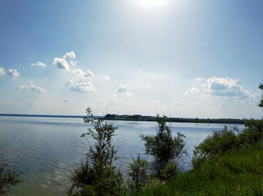 Костештское водохранилище