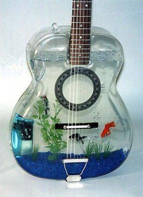 Не обычный аквариум
