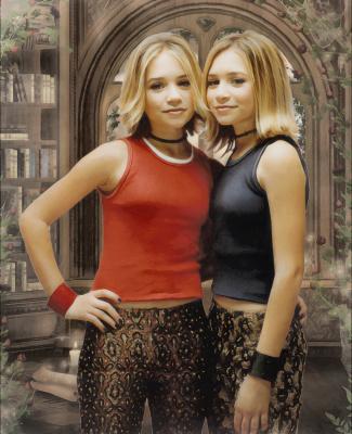 Аня и Яна в Хилкровсе
