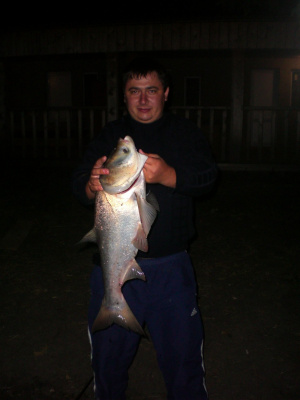 Рыбалка по-кубански