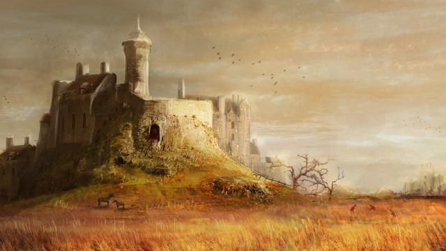крепости