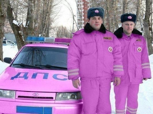 ВОТ НОВАЯ ФОРМА ГИБДД