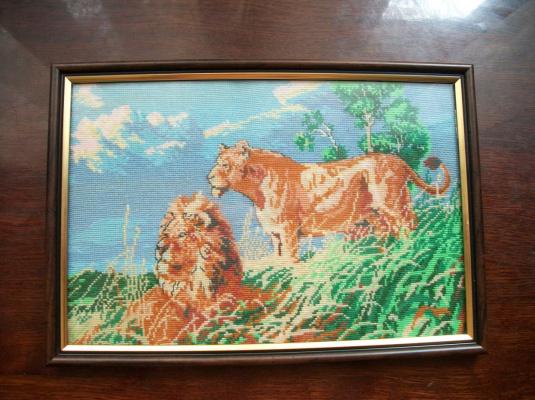 Львиная пара