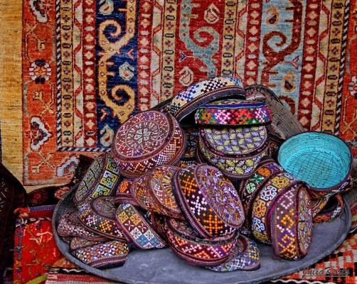 На турецком базаре