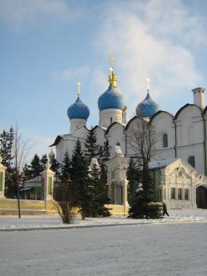 Казань. Собор Благовещения Пресвятой Богородицы
