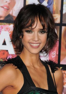 Джессика Альба-2008 год