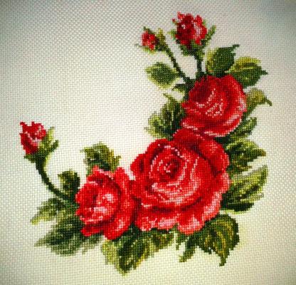 Розы для летней сумочки