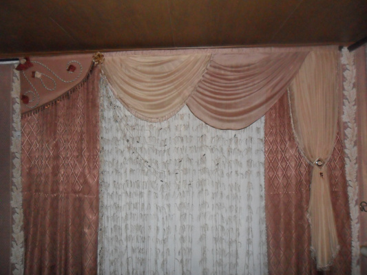 Комплект штор №21
