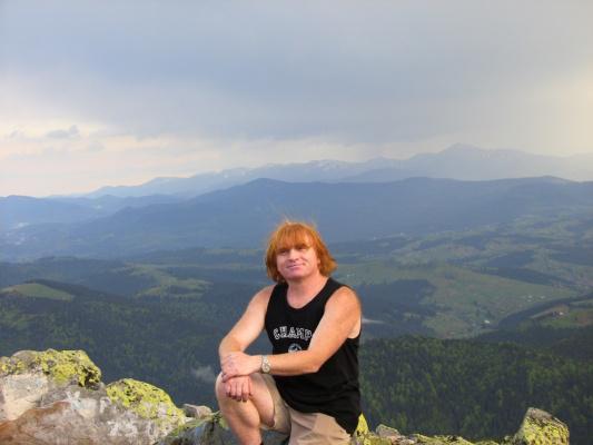На высоте 1542, гора Хомяк