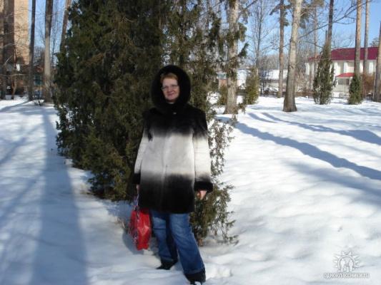 Зима...Володарское