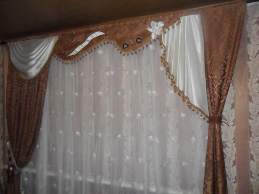 Комплект штор №14