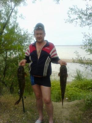 Рыбачим под Алма-Атой