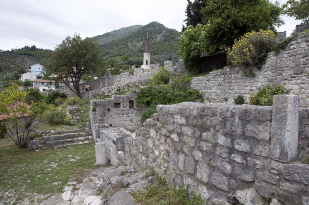 Старый Бар. Черногория