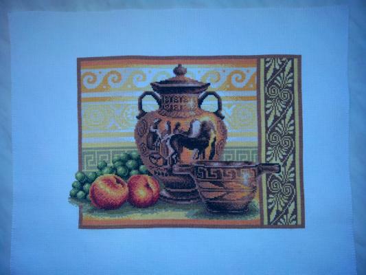 Греческие вазы от Panna.