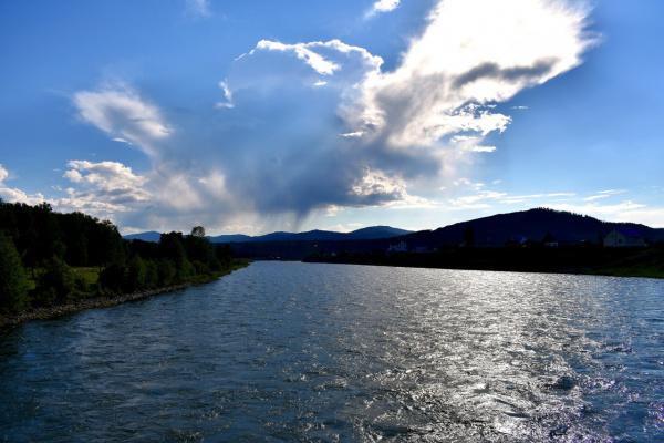 река Кокса