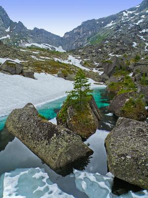 Озеро Гармония