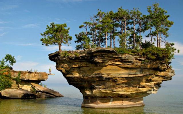 Lake Huron — озеро в США и Канаде