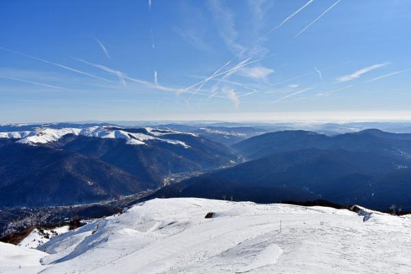 Синай с высоты 2000 м